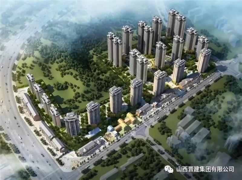 简阳市天宫山工业集中发展区配套住房暨安置还房建设项目开工仪式
